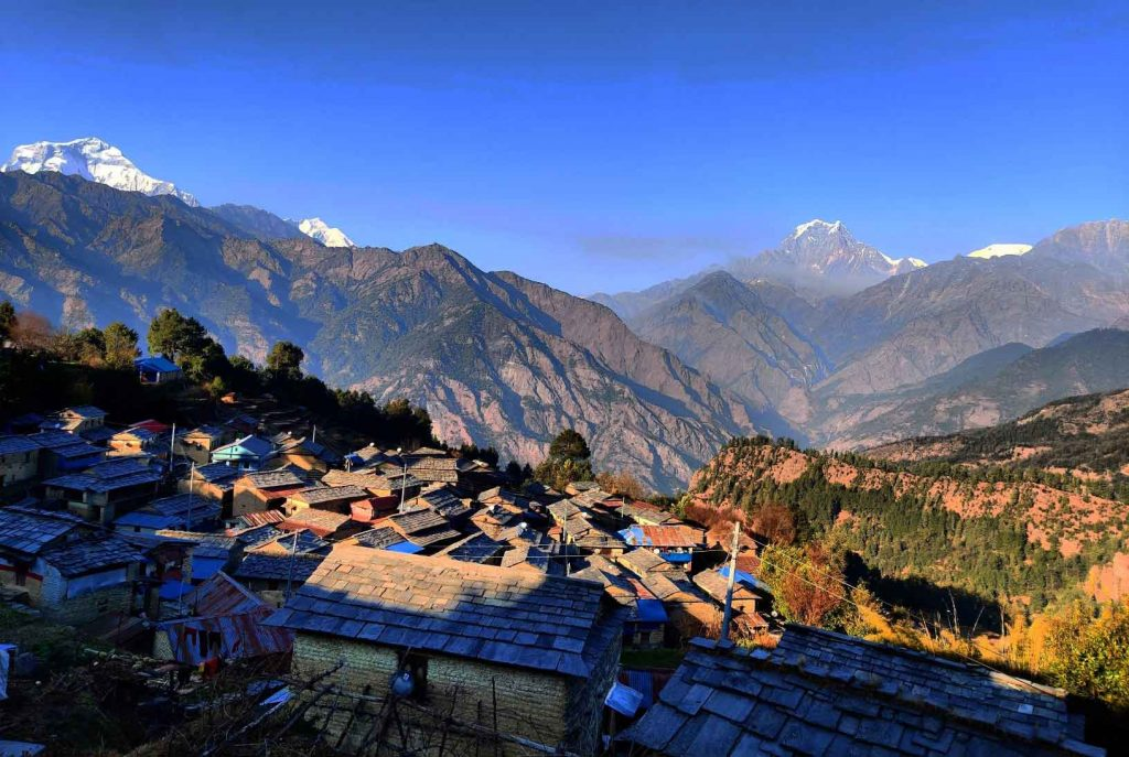 Annapurna Eco-Community Trek