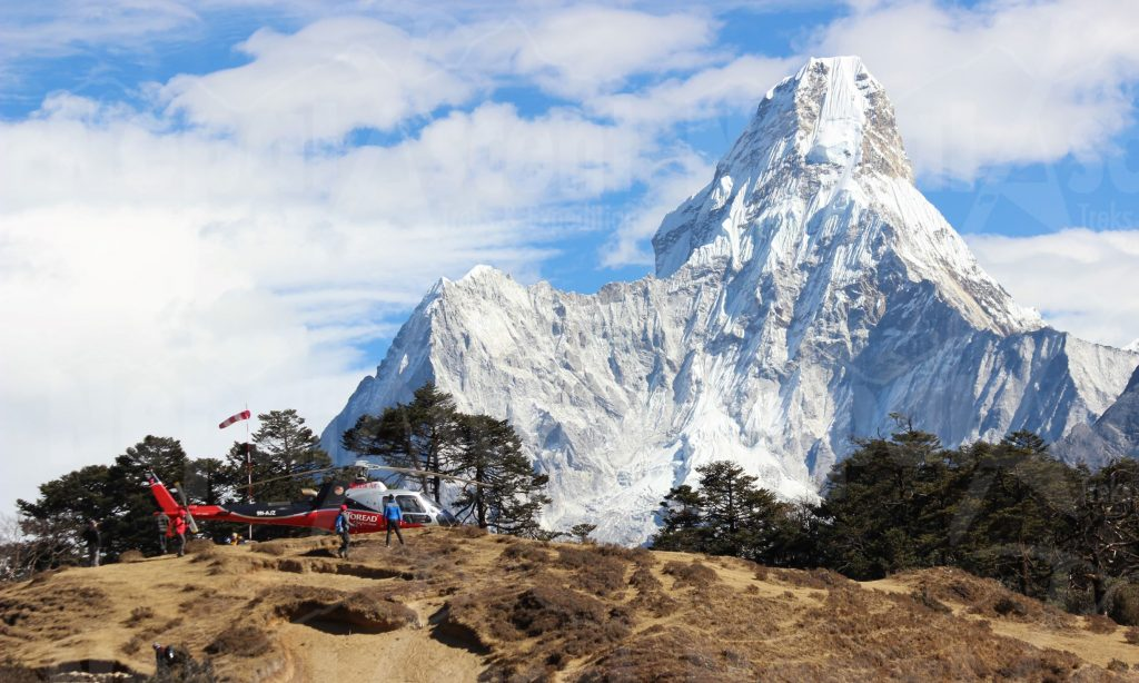 Ama Dablam Expeditiona and Beyond