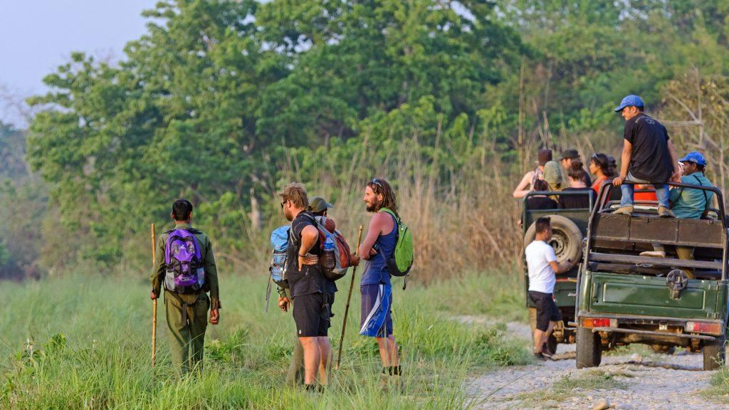 Chitwan National Park Tour , Chitwan Jungle Safari